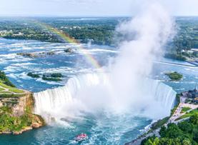 Niagara Falls in Ontario